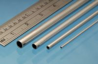 Albion Alloys Round Aluminium Tube 4mm